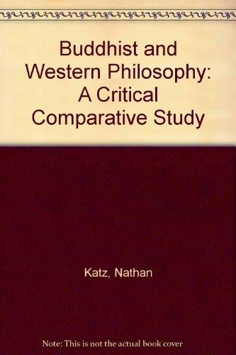 Buddhist and Western Philosophy: Katz, Nathan (ed)