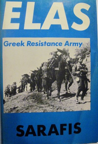 9780391025059: ELAS: Greek resistance army
