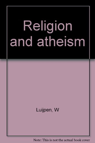 9780391028012: Religion and atheism