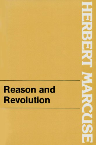 9780391029996: Reason and Revolution: Hegel and the Rise of Social Theory (Humanities paperback library)