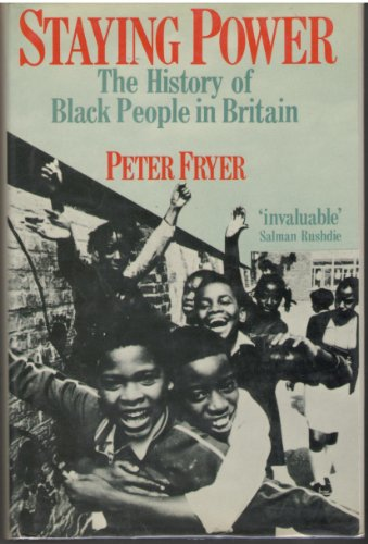 9780391031678: Staying Power: Black People in Britain Since 1504