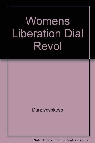 9780391033184: Womens Liberation Dial Revol