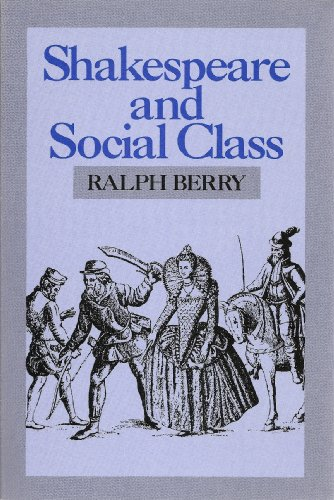 9780391035317: Shakespeare and Social Class