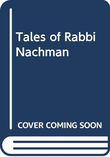9780391035485: Tales of Rabbi Nachman