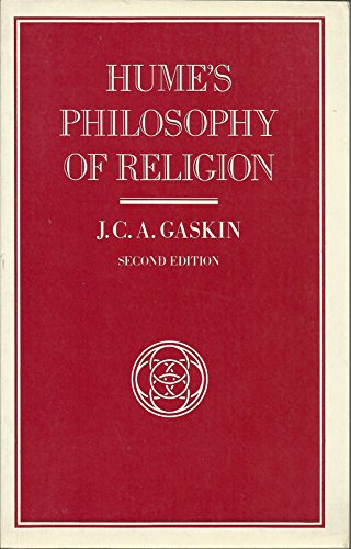 9780391035652: Humes Philosophy of Religion