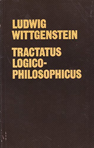 9780391036086: Wittgenstein's Tractatus