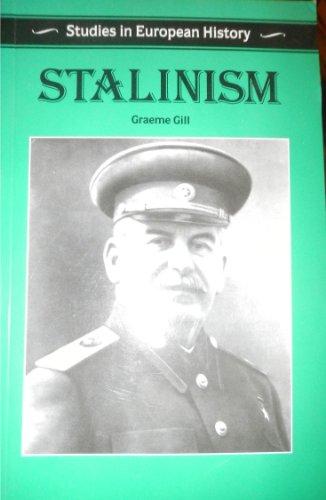 Stalinism: GILL Graeme