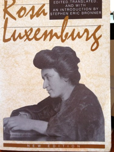 9780391037892: The Letters of Rosa Luxemburg