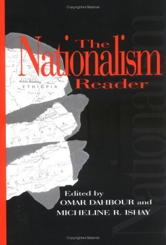 9780391038677: Nationalism Reader