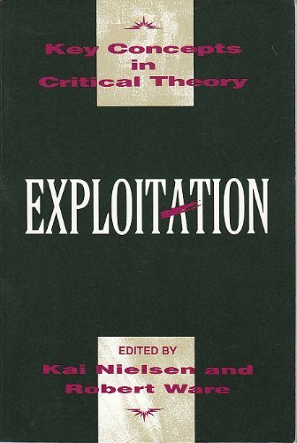 9780391040007: Exploitation (Key Concepts in Critical Theory)
