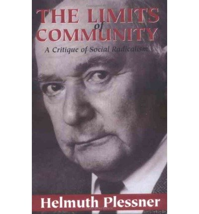 9780391040717: The Limits of Community - A Critique of Social Radicalism: