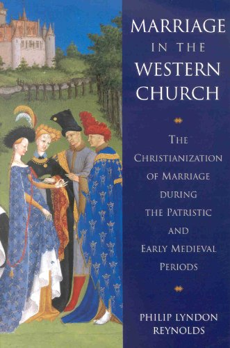 9780391041080: Marriage in the Western Church: The Christianization of Marriage During The Patristic and Early Medieval Periods (Supplements to Vigiliae Christianae, V. 24)