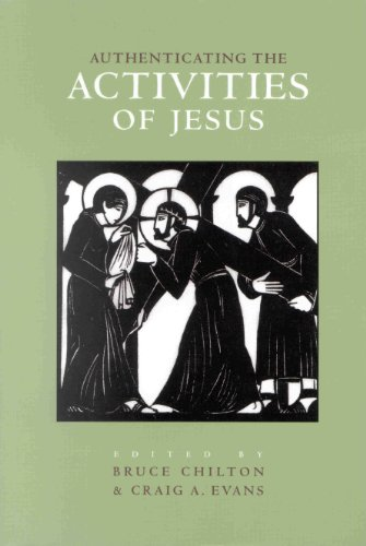9780391041646: Authenticating the Activities of Jesus