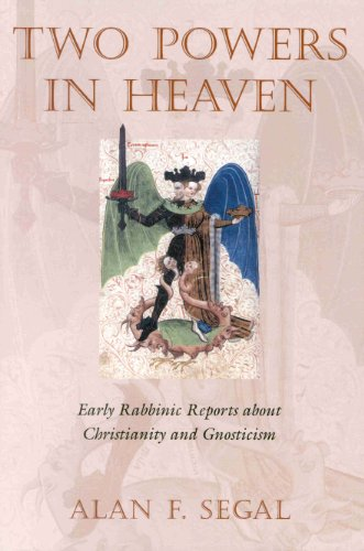 9780391041721: Two Powers in Heaven: Early Rabbinic Reports about Christianity and Gnosticism