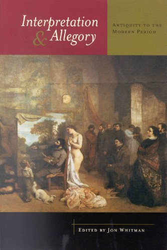 9780391041868: Interpretation and Allegory: Antiquity to the Modern Period