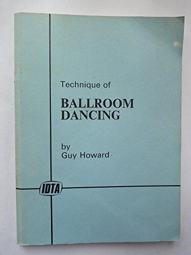 9780392142571: Technique of Ballroom Dancing