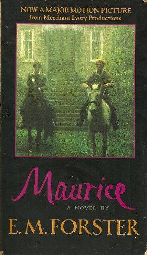 9780393000269: Maurice: A novel
