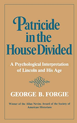 9780393000351: Patricide in the House Divided