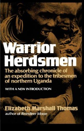 9780393000405: Warrior Herdsmen