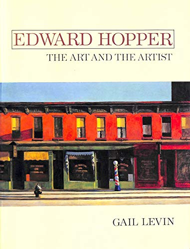 9780393000825: Edward Hopper: The Art and the Artist
