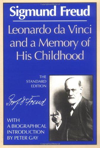 Leonardo Da Vinci and a Memory of: Sigmund Freud, James