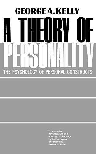 9780393001525: Theory of Personality: The Psychology of Personal Constructs