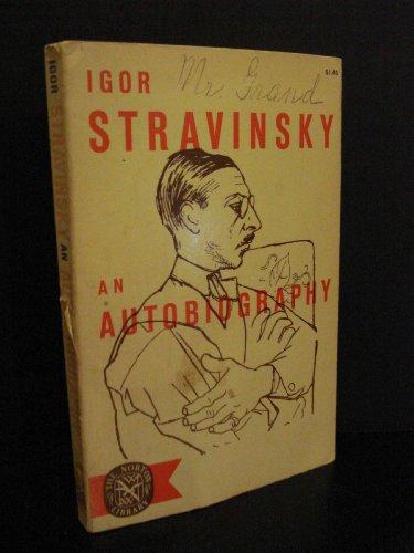 9780393001617: Igor Stravinsky: An Autobiography