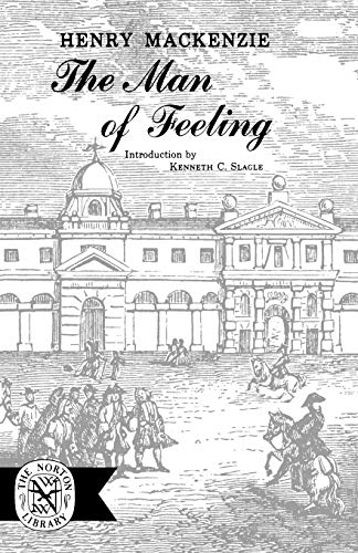 9780393002140: The Man of Feeling (The Norton Library)