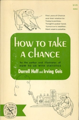 9780393002638: How to Take a Chance