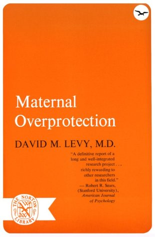 9780393003499: Maternal Overprotection