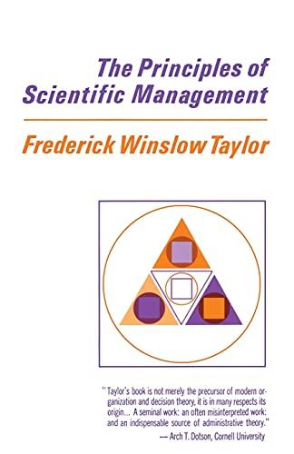 9780393003987: The Principles of Scientific Management