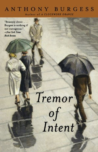 9780393004168: Burgess Tremor of Intent (Paper) (Norton Library)