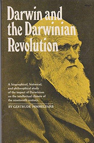 9780393004557: Himmelfarb Darwin and the Darwinian Revolution (The Norton Library)