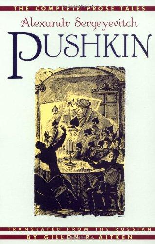 9780393004656: The Complete Prose Tales of Alexandr Sergeyevitch Pushkin