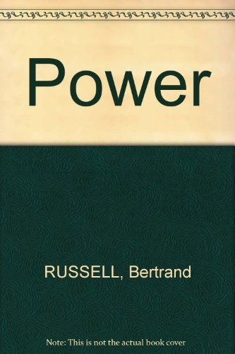 9780393004793: Power