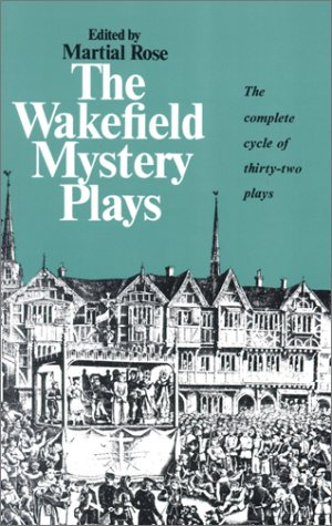 9780393004830: The Wakefield Mystery Plays (Norton Library; N483)