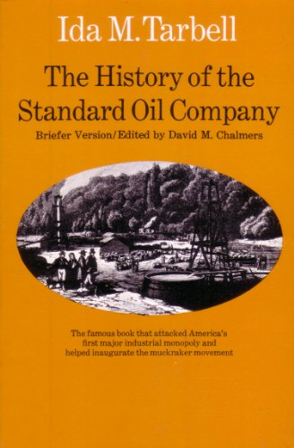 9780393004960: History of the Standard Oil Company
