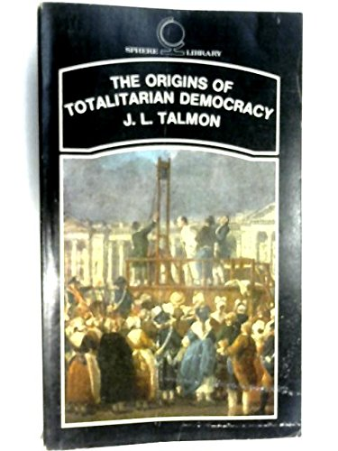 9780393005103: THE ORIGINS OF TOTALITARIAN DEMOCRACY