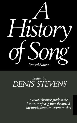 9780393005363: A History of Song (Revised Edition)