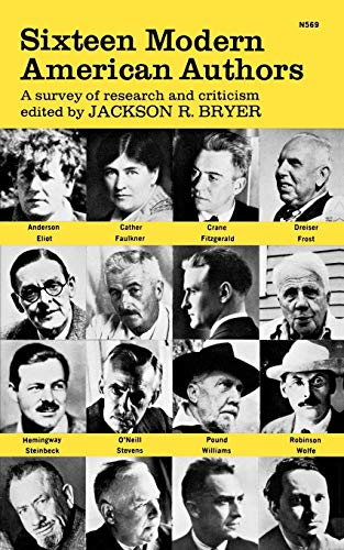 9780393005691: Sixteen Modern American Authors: A Survey of Research and Criticism