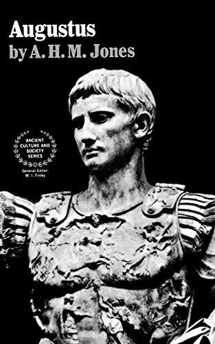 Augustus: Arnold Hugh Martin
