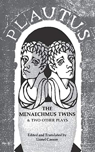 9780393006025: The Menaechmus Twins and Two Other Plays (Norton Library (Paperback))
