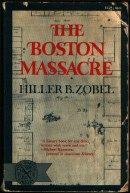 9780393006063: Boston Massacre
