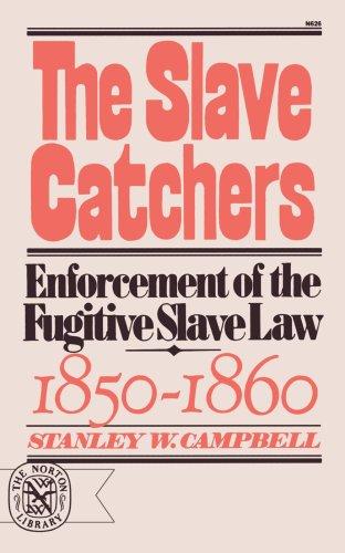 9780393006261: Slave Catchers