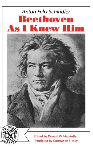 9780393006384: Beethoven as I Knew Him