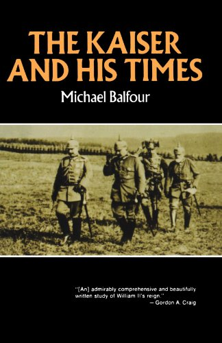 9780393006612: Kaiser and His Times (Norton Library)