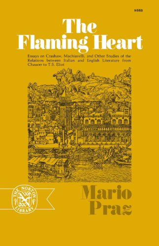 the flaming heart: mario praz