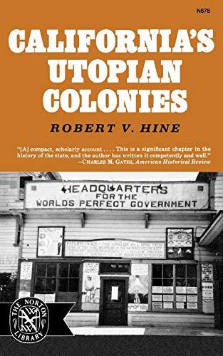 9780393006780: California's Utopian Colonies