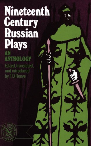 9780393006834: 001: Nineteenth Century Russian Plays - An Anthology (The Norton Library)
