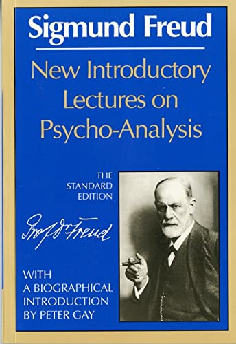 9780393007435: New Introductory Lectures on Psycho-Analysis (The Standard Edition) (Complete Psychological Works of Sigmund Freud)